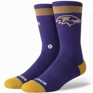 Stance Baltimore Ravens - Ravens Flock Sock